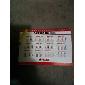 Calendario Tecate 2014