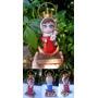 Virgen De Chiquinquirá Medida: 23x9 Hecha En Masa Flexible