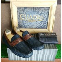 Zapato Franco Cuadra Res A05uabi Casual Vestir
