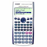 Calculadora Financiera Casio Modelo Fc100v Original