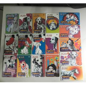 Cartões Telefônicos Série 102 Dálmatas Completa
