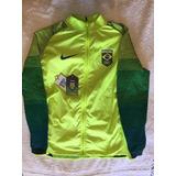 Jaqueta Masculina Nike Lab Time Brasil Olimpíadas Rio 2016
