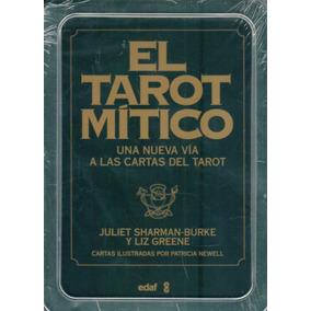 El Tarot Mítico - Sharman - Burke Libro + Cartas