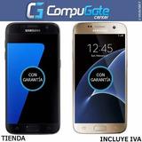 Celular Samsung Galaxy S7 32gb Original Negro Y Gold