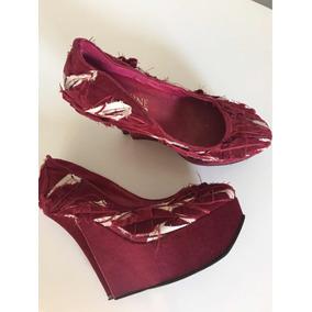 cf05e1c519878 Zapatos Prune Talle 36.5 - Zapatos de Mujer en Mercado Libre Argentina