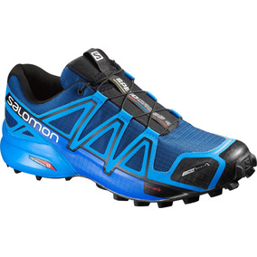 Zapatilla Masculina Salomon- Speedcross 4 M Azul
