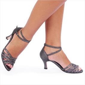29d8c5b920 Sapato Sapateado So Danca Meninas - Sapatos Cinza escuro no Mercado ...