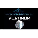 Warframe 1000 Platinum Ps4