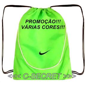 Bolsa Mochila Saco De Esporte Modelo Nike Unisex