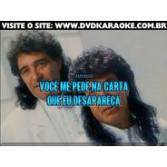 Dvd De Karaoke João Mineiro & Marciano - Dvdoke Videoke