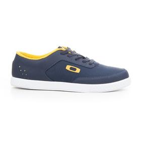 Zapatos Oakley Collective Azul Marino