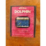 Cassete Atari 2600 Dolphin