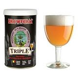 Kit De Extrato Brewferm P/ Fazer Cerveja Caseira Triple 9l