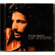 Cd - Cat Stevens - The Very Best Of Cat Stevens - Excelente