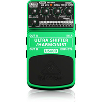 Pedal Behringer Us600 - Ultra Pitch Shifter Harmonist