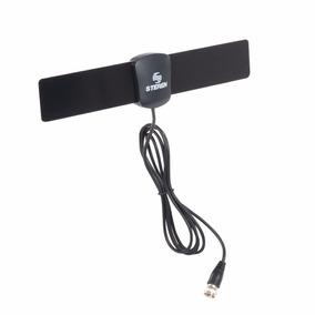 Antena Digital Plana Para Tv Pantallas Steren Ant-9024