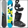 Equipo Burton Snowboard Nuevo-tabla,fijaciones,botas,bolso