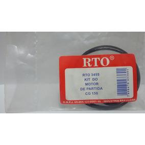 Retentor E Anéis De Vedação Motor Partida Titan 150 - Todas