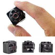 Ultra Micro Camera Full Hd Visao Noturna Espionagem