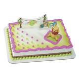 Bienvenido Bebé Decoset Decoración De La Torta