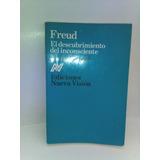 Libro, Freud El Descubrimiento Del Inconsciente, Octave Mann
