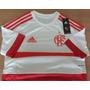 Camisa Flamengo Infantil 14 Anos Adidas Original Climacool