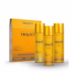 Kit Manutenção Trivitt Italian (3 Itens)