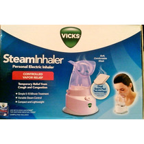 Inhalador De Vapor Personal Para Aliviar Vias Respiratorias