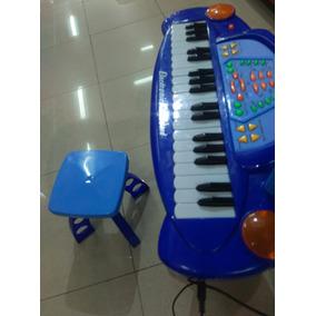 Teclado, Piano Juguete Organo Musical De Niño Tiene Sonidos