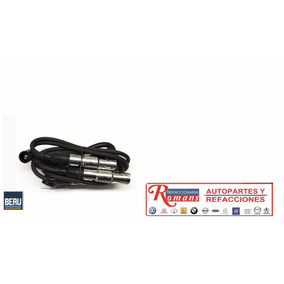 Cables Bujias Polo Lupo (1.6 Lts)