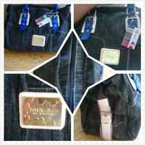 Cartera Six-g De Jeans Bella