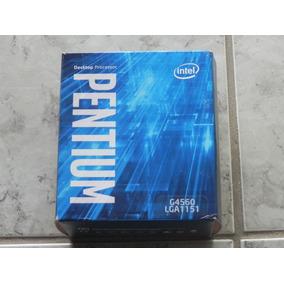 Caixa Vazia Pentium G4560 Lga 1151