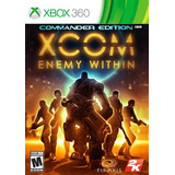 Xcom Enemy Within - Xbox 360