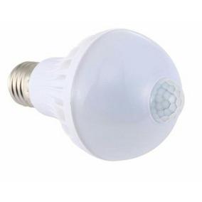 Lâmpada Bulbo 9 Wts Com Sensor De Presença.cada