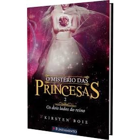 Livro O Mistério Das Princesas Vol 2