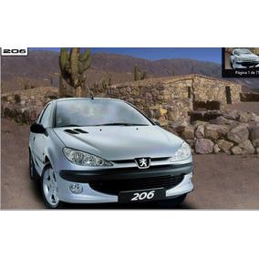Manual De Reparacion Peugeot 206 Español (formato Digital)