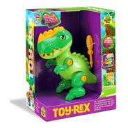 Dinossauro Toy Rex Monta E Desmonta - Samba Toys