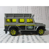 Land Rover Defender Escala Miniatura 7cm Coleccion Matchbox