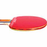 Raquete Para Ping Pong Borracha Semi-profissional Belfix
