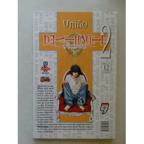 Death Note Nº 2! Jbc Julho 2007!