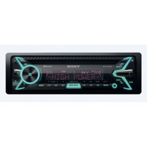Toca Cd Player Automotivo Sony Mex Xb100bt Bt Usb Ipod 100w
