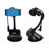 Soporte Para Smartphone Nisuta Ns-fm11 Con Fm, Cargador
