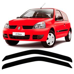Calha De Chuva Acrilica Renault Clio Fase 2 - 2 Portas