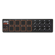 Controladora Dj Sampler Midi Usb Akai Lpd8 8 V2 +garantia Nf