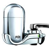 Pur Avanzado Grifo De Agua Filtro De Chrome Fm-3700b