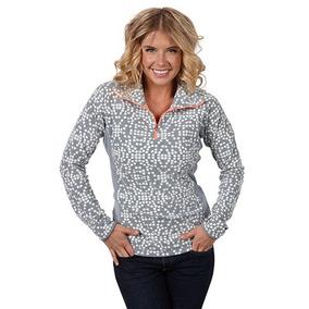 Buzo - Chaqueta Térmica Columbia Glacial Fleece Para Mujer S