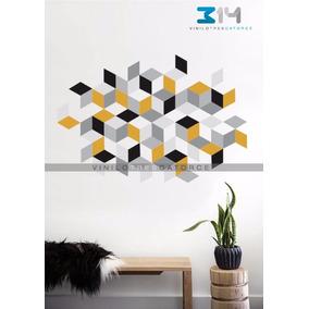 Vinilo Decorativo Minimalista 04. Sticker Gigante Para Muro