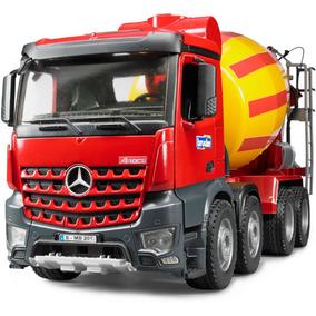 Camion Mercedes Benz Mixer Escala 1:16 Bruder