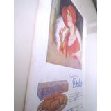 Antigua Publicidad Galletitas Terrabusi - Delia