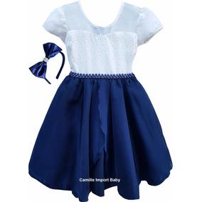 Vestidos curtos para festa infantil